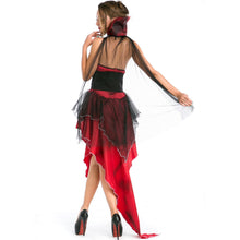 Load image into Gallery viewer, Sexy Halloween Cosplay Party Maxi Dress