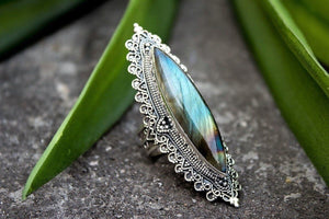 Turquoise Vintage Ring Jewelry