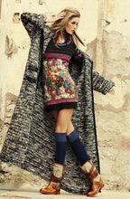 Load image into Gallery viewer, Autumn Knit Loose Casual Cardigan Coat