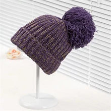 Load image into Gallery viewer, Split-Joint Colorful Knitting Hat Accessories