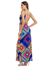 Load image into Gallery viewer, Elegant Backless Bohemia Long Maxi Dresses