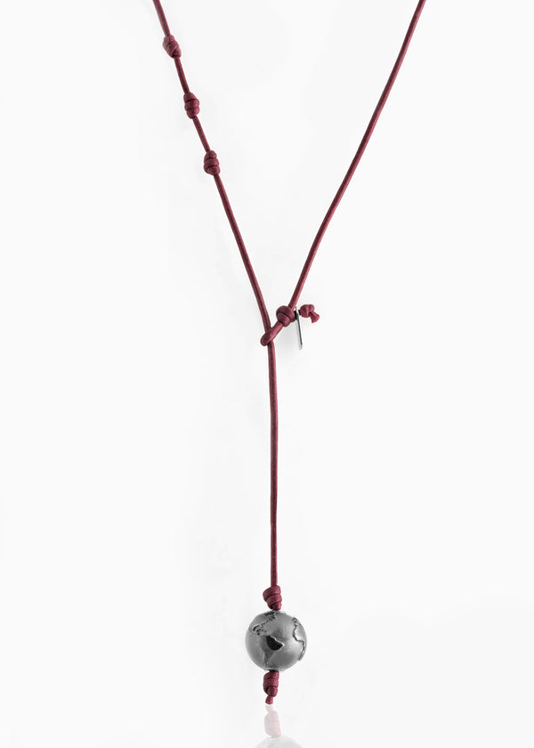 Collana Exclusive Bordeaux Matt 2.0 - nubu jewels · E-Store