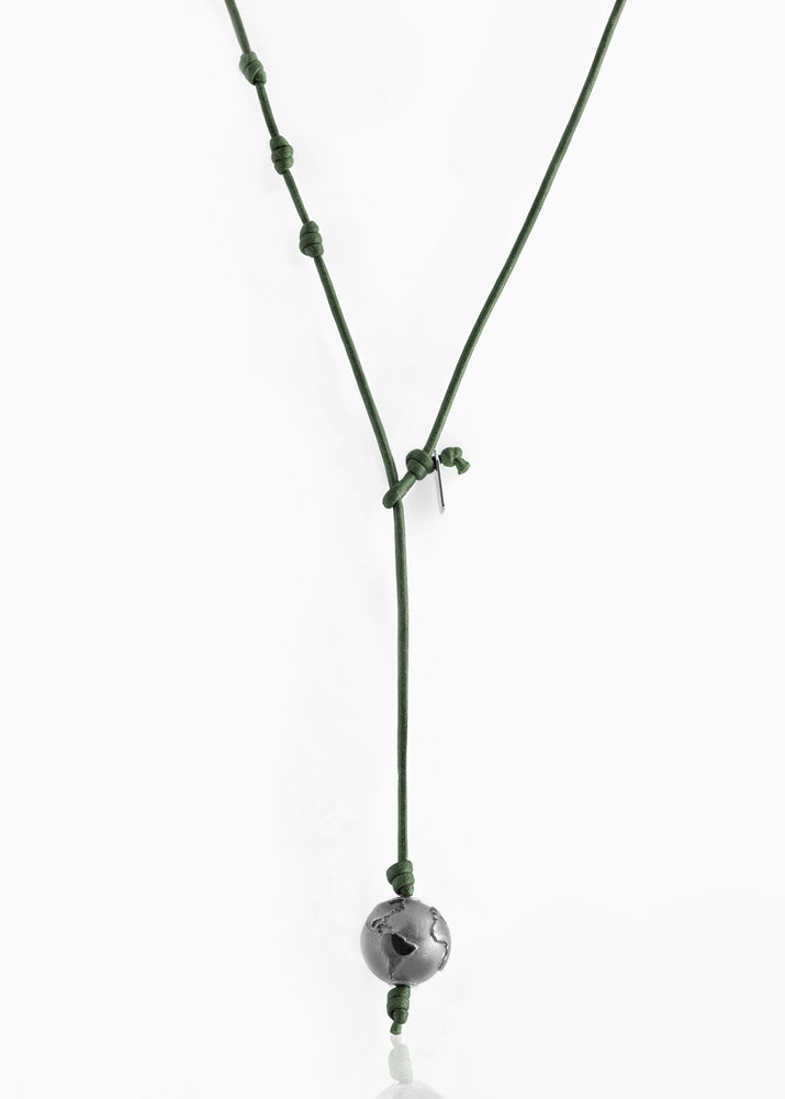 Collana Exclusive Greeny Deep 2.0 - Nubu-Jewels