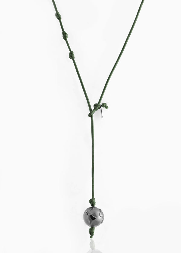 Collana Exclusive Greeny Deep 2.0 - nubu jewels · E-Store