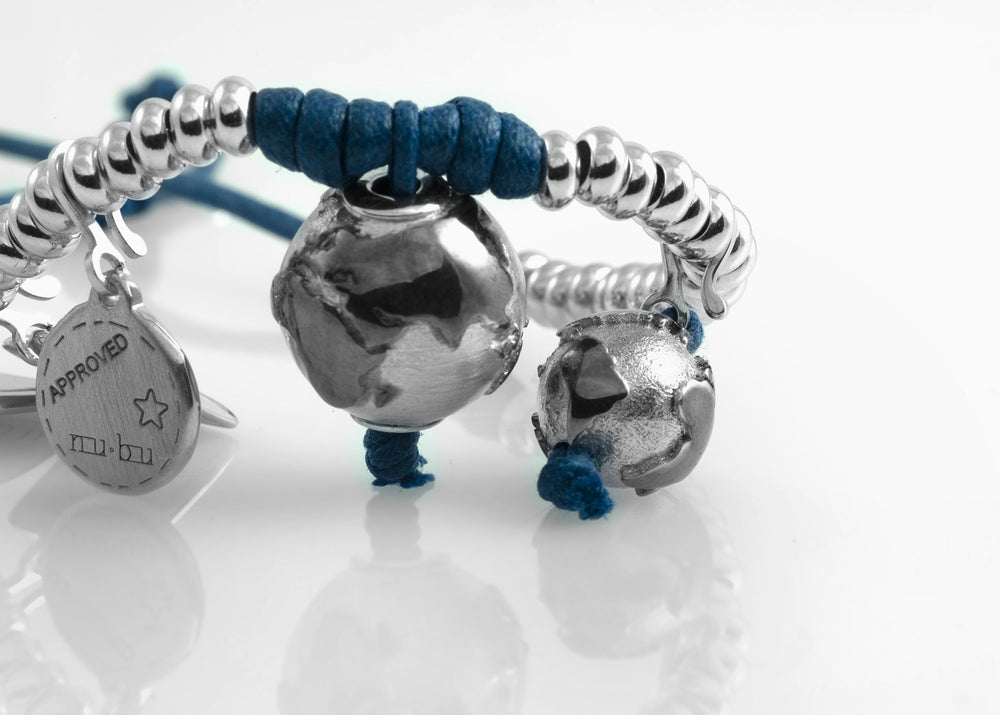 Bracciale Eclipse True Blue 1.2 - Nubu-Jewels