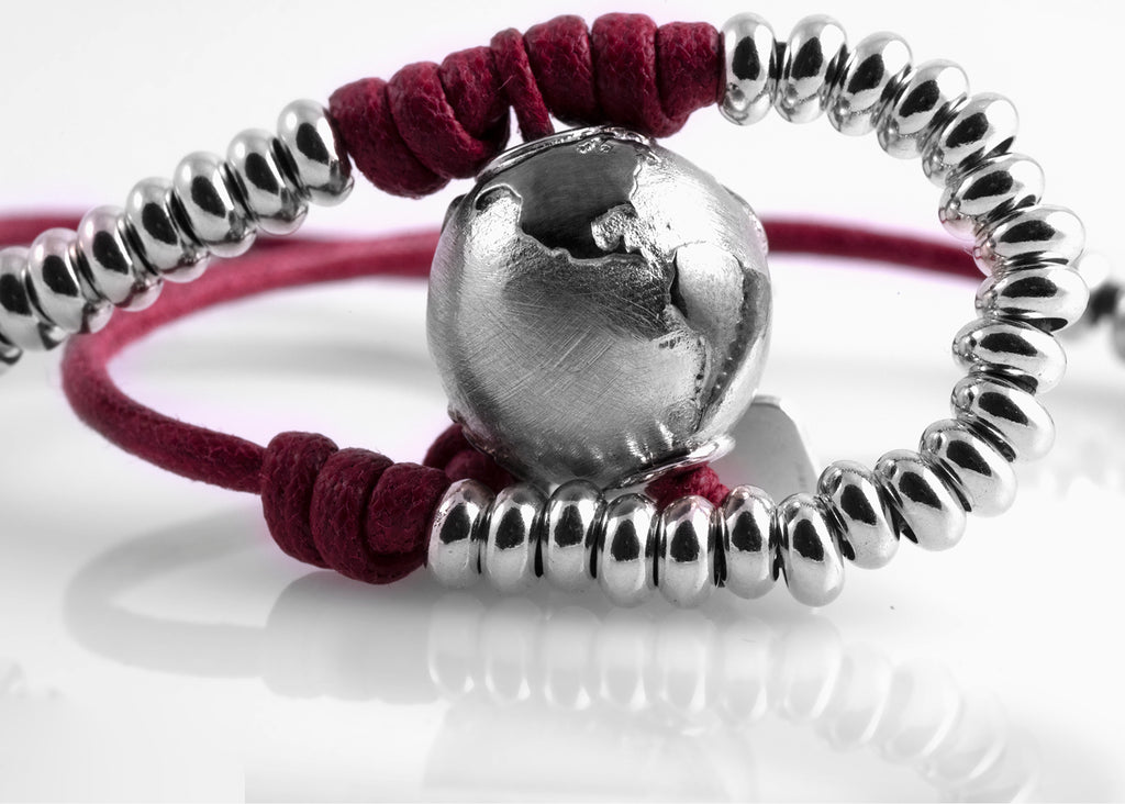 Bracciale Eclipse Bordeaux Matt 1.6 - nubu jewels · E-Store