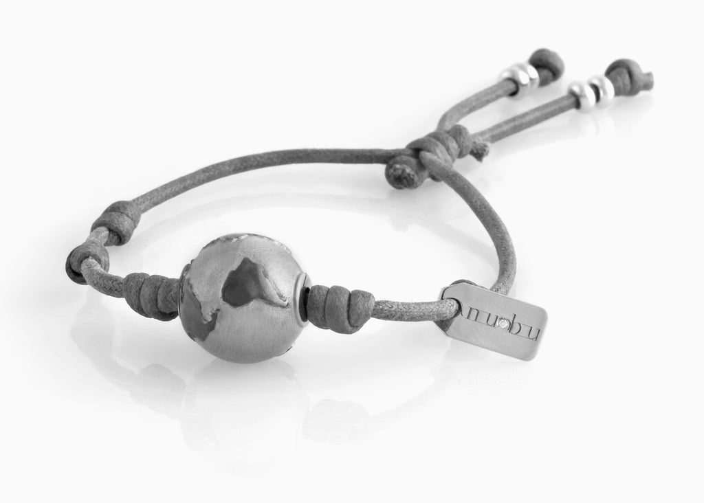 Bracciale Huge World GreyIce Edition 1.6 - Nubu-Jewels