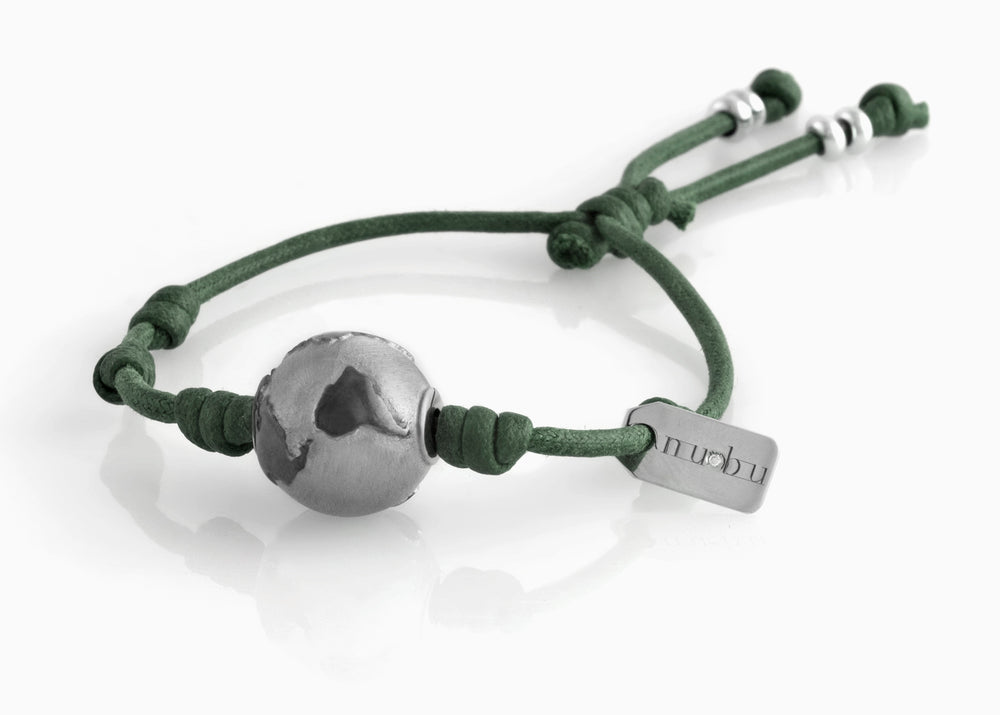 Bracciale Huge World Greeny Deep 1.6 - Nubu-Jewels