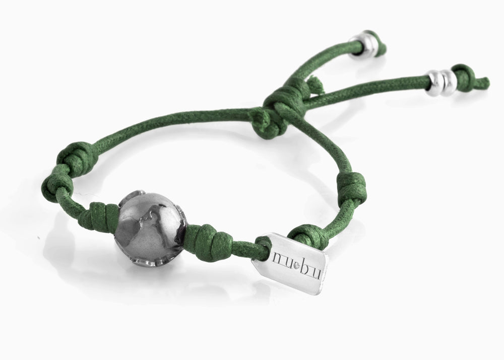 Bracciale One World Greeny Deep 1.2