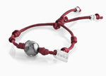 Bracciale One World Bordeaux Matt 1.2