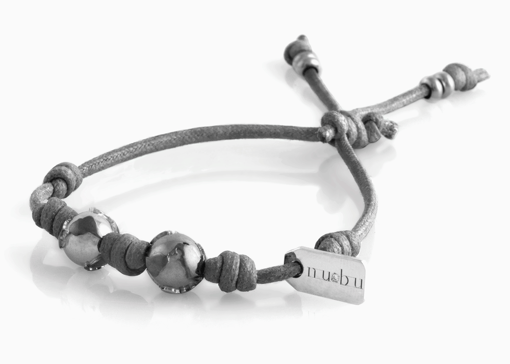 Bracciale Two Worlds GreyIce Edition 1.0 - nubu jewels · E-Store