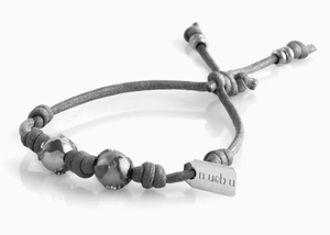 Bracciale Two Worlds GreyIce Edition 1.0 - Nubu-Jewels