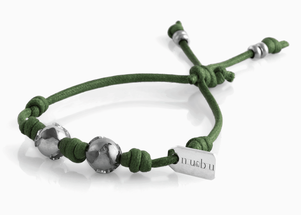 Bracciale Two Worlds Greeny Deep 1.0