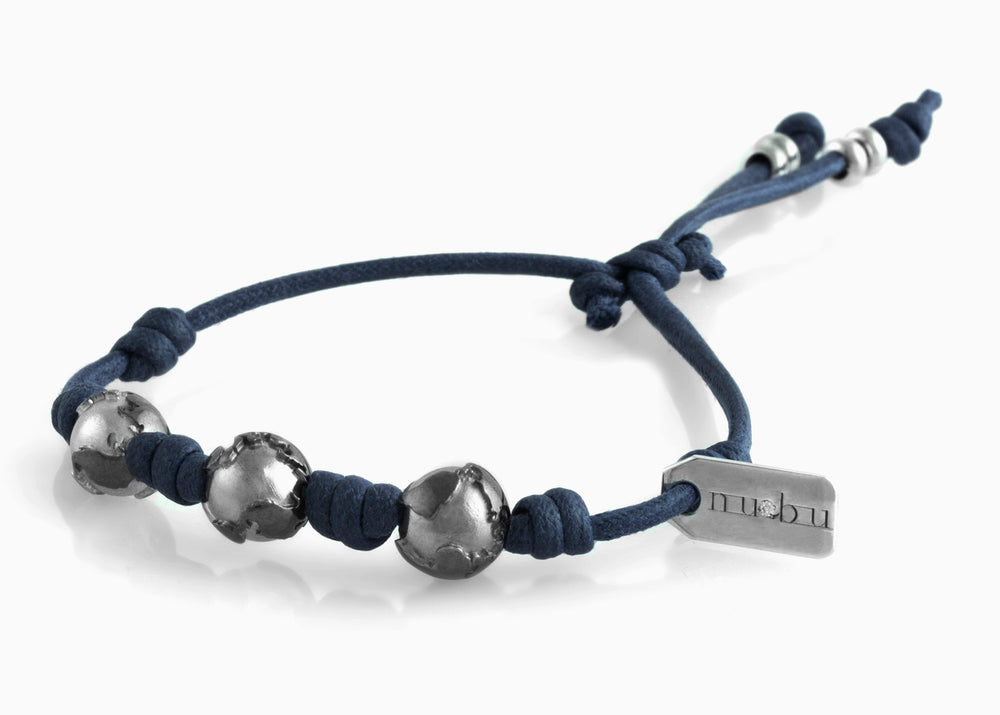 Bracciale Three Worlds True Blue 1.0