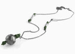 Collana Black Silver Greeny Deep 2.0