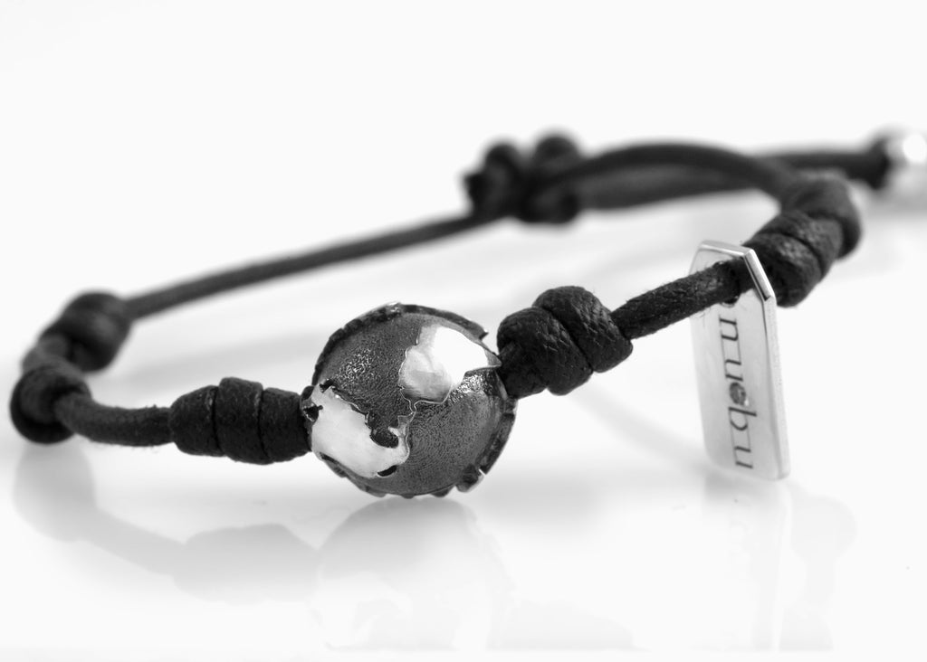 Bracciale One World Black Edition 1.2 - nubu jewels · E-Store
