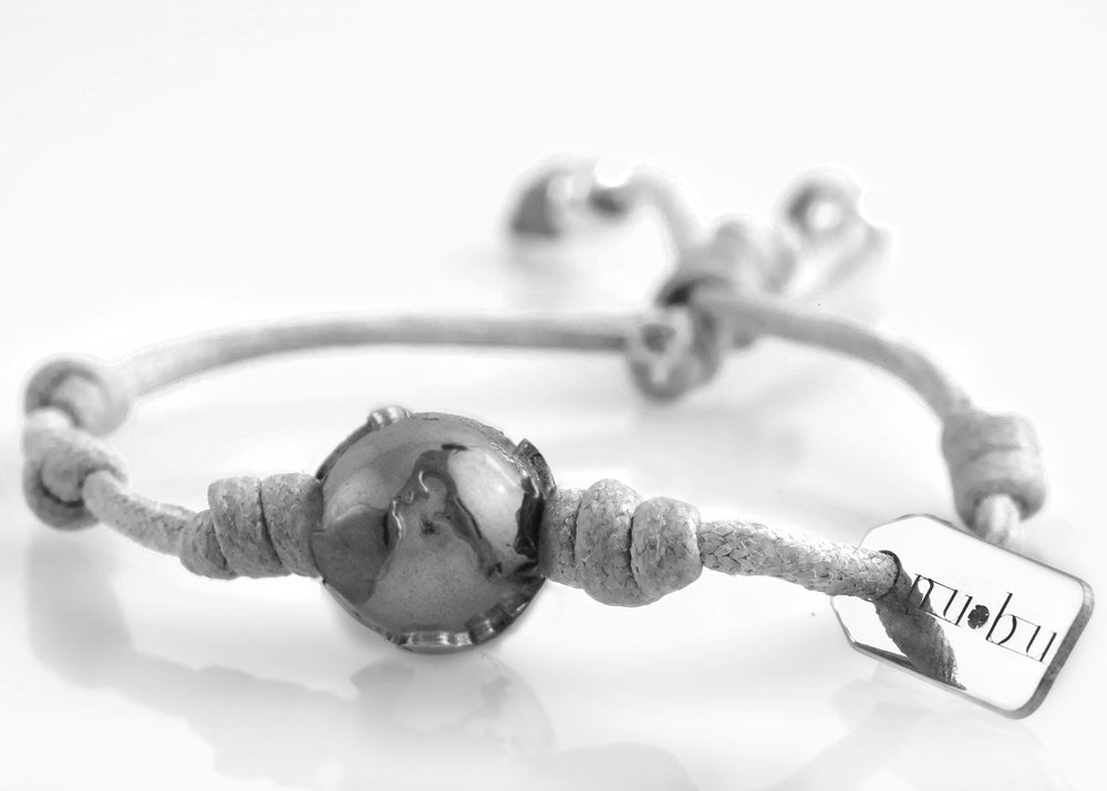 Bracciale One World GreyIce Edition 1.2 - Nubu-Jewels