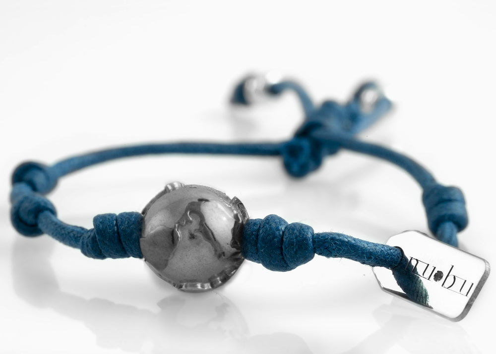 Bracciale One World True Blue 1.2