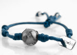 Bracciale One World True Blue 1.2 - Nubu-Jewels