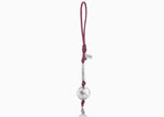 Portachiavi World K-chain Bordeaux Matt 2.0 - Nubu-Jewels