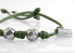 Bracciale Two Worlds Greeny Deep 1.0 - Nubu-store