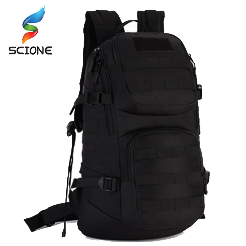 78d90d7f896c 2018 Top Quality Nylon Outdoor Sport Tactical Backpack Camping Men s Military  Bag For Cycling Hiking Climbing