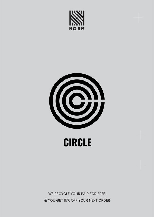 CIRCLE BY NORM - WE CLOSE THE LOOP