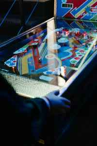 Customer Service and a Pinball Machine Brought Back to Life