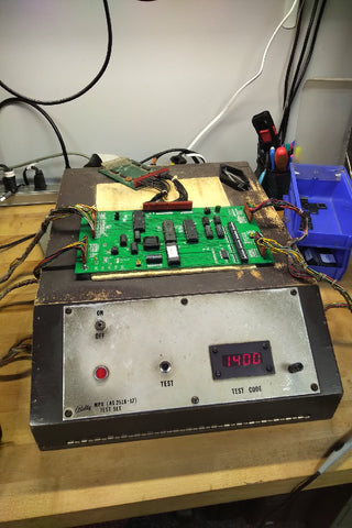Ultimate MPU tester