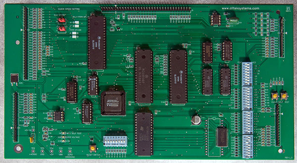 Ultimate MPU Universal Bally/Stern Replacement Board