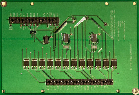 Auxiliary LED/Lamp Driver Board for AS-2518-43