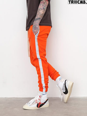 Single Stripe Joggers