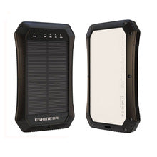 Portable Solar Charger and Camp Light