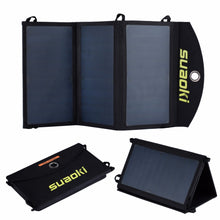 Load image into Gallery viewer, 20W Portable Solar Panel Charger