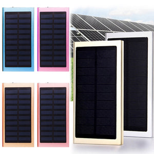 Ultra-Slim Solar Power Bank