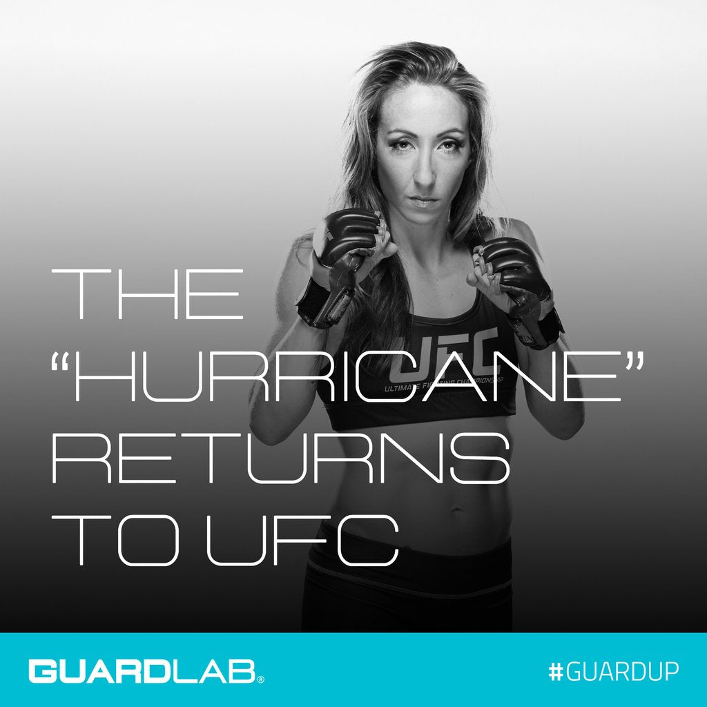 "The ""Hurricane"" Returns to UFC"