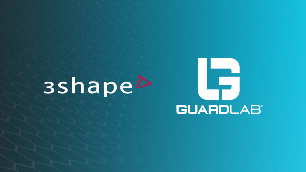 3Shape and GuardLab announce Partnership