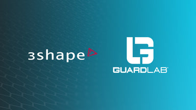 3Shape and GuardLab announce Equipment & Marketing Partnership