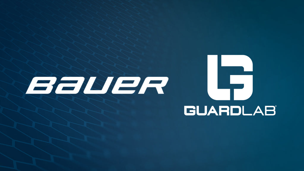 BAUER HOCKEY AND GUARDLAB ANNOUNCE A NEW MOUTHGUARD COLLABORATION