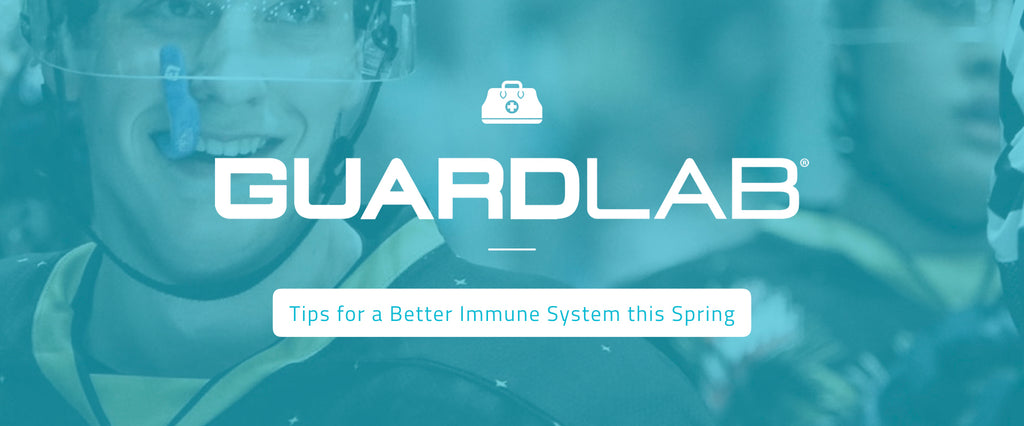 Tips for a Better Immune System this Spring