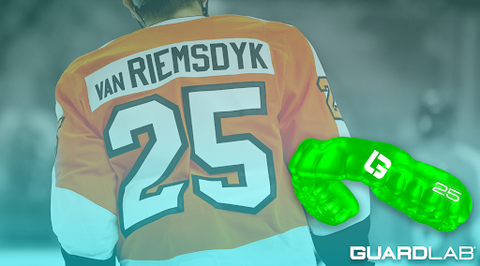 James van Riemssdyk GuardLab Brand Ambassador, photo credit: