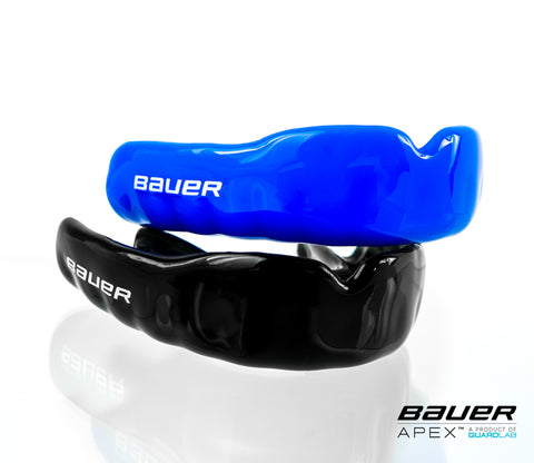BAUER APEX MOUTHGUARDS, BY GUARDLAB