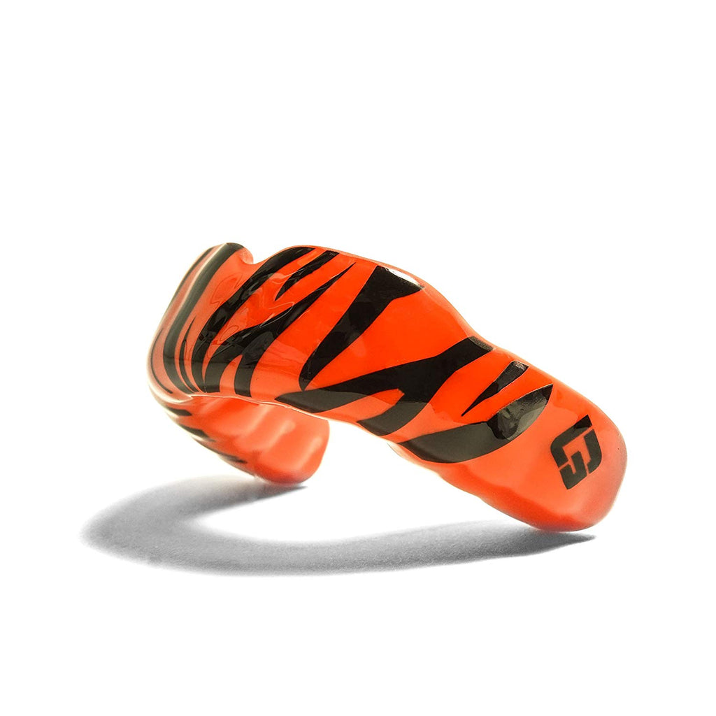 Red Tiger Mouthguard w/ GuardLab Logo