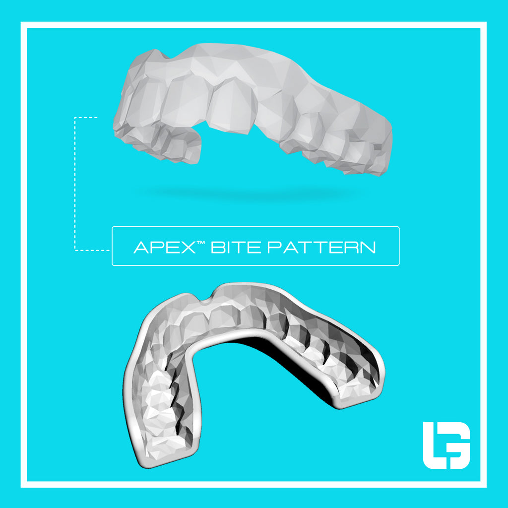 APEX x APEX Lite Combo Pack (Clear/Clear)