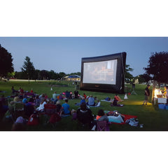 Image of Open Air Cinema Event Elite Outdoor Inflatable Projector Screen (16:9 Format)