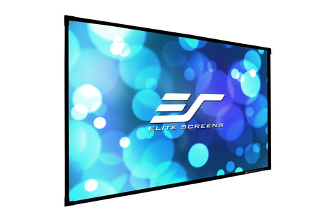 Elite Screens Aeon AUHD Series Fixed Frame Edge Free Projector Screen 100 inch 16:9
