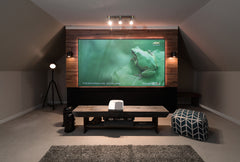 Elite Screens Aeon CLR Series Ambient Light Rejecting Fixed Projector Screen 90 inch 16:9