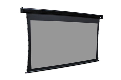 Elite Screens Electric Projector Screen 4K Rear Tab Tension 16:9 120""