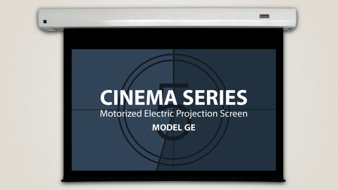 "Severtson Motorized Electric Projection Screen Cinema Series 16:9-16:10 , 92""-154"""