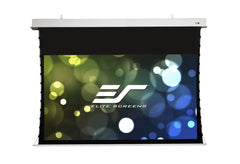 Elite Screens Tab Tension In-Ceiling Recessed Electric 16:9 121 inch